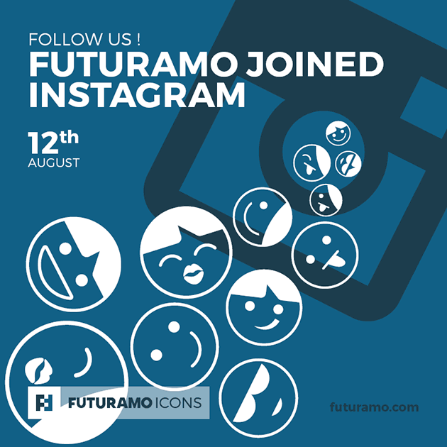 Futuramo joined Instagram. See also our other cards on Pinterest