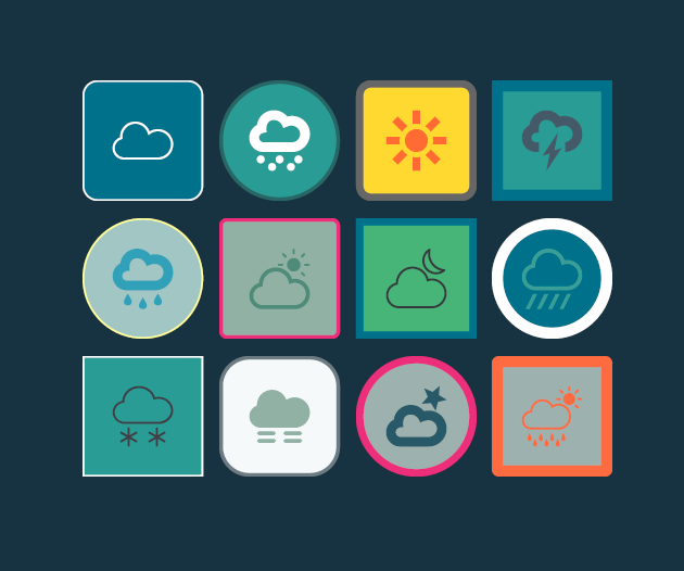 futuramo-icons-frames-colorful