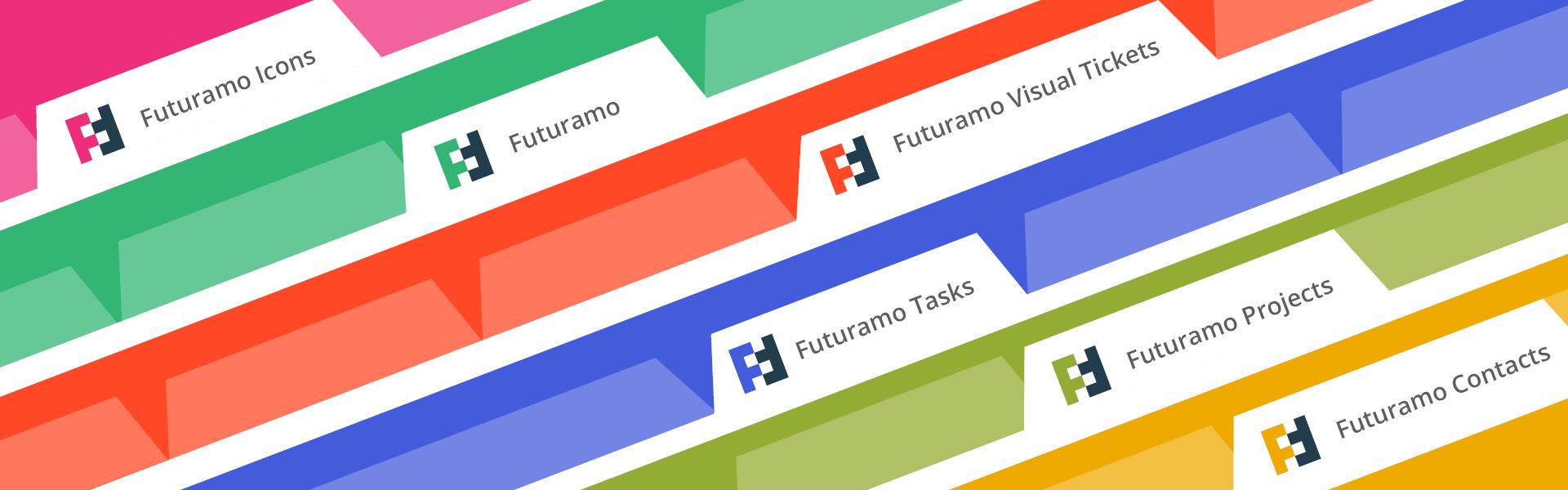 Favicons, Videos & GIFs – Welcome to Futuramo!