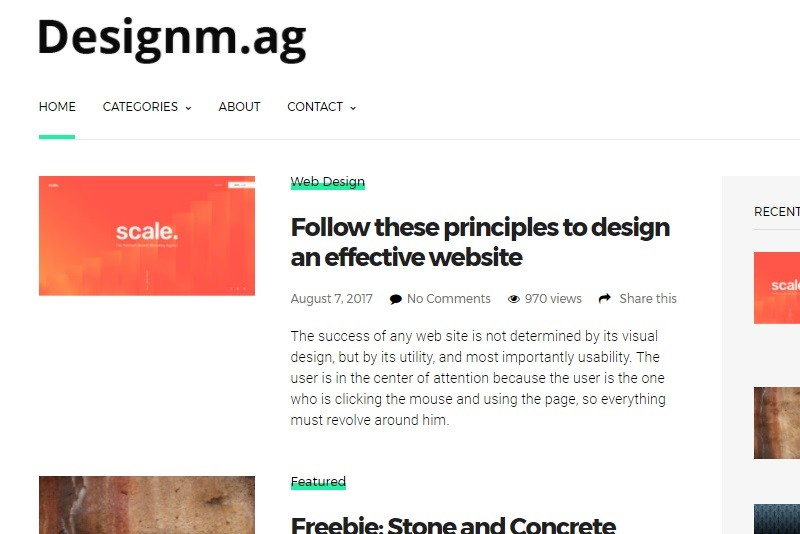 designmag mockup templates