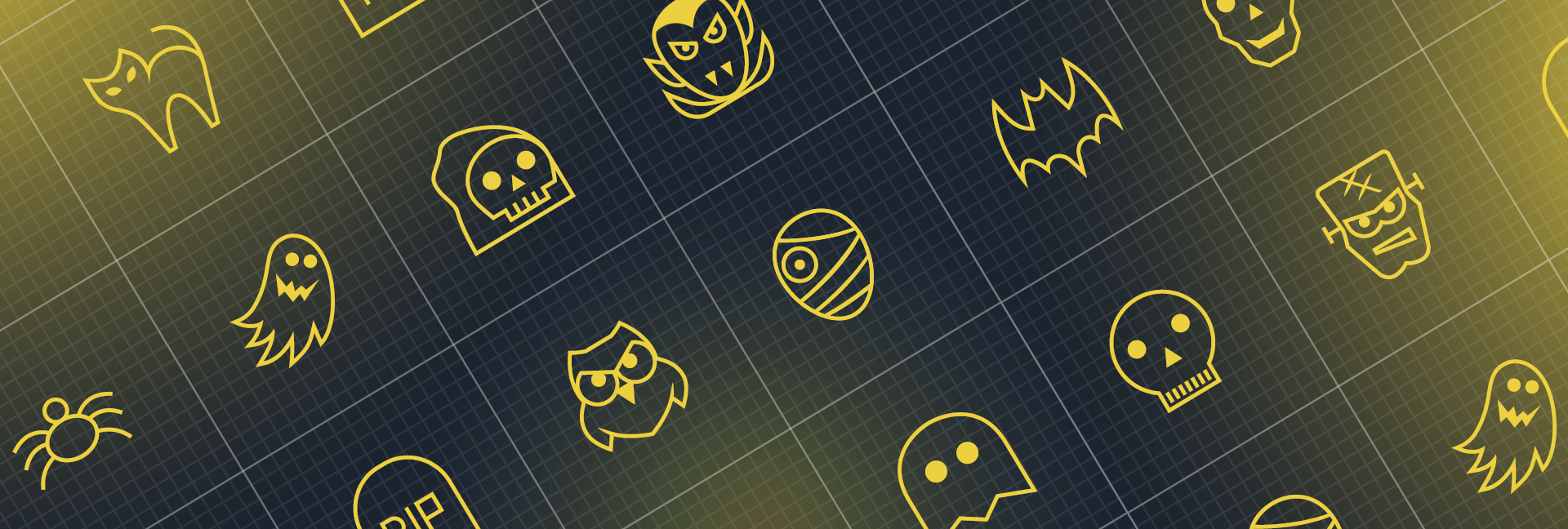 Halloween surprise for Futuramo Icons FREE + PRO users!