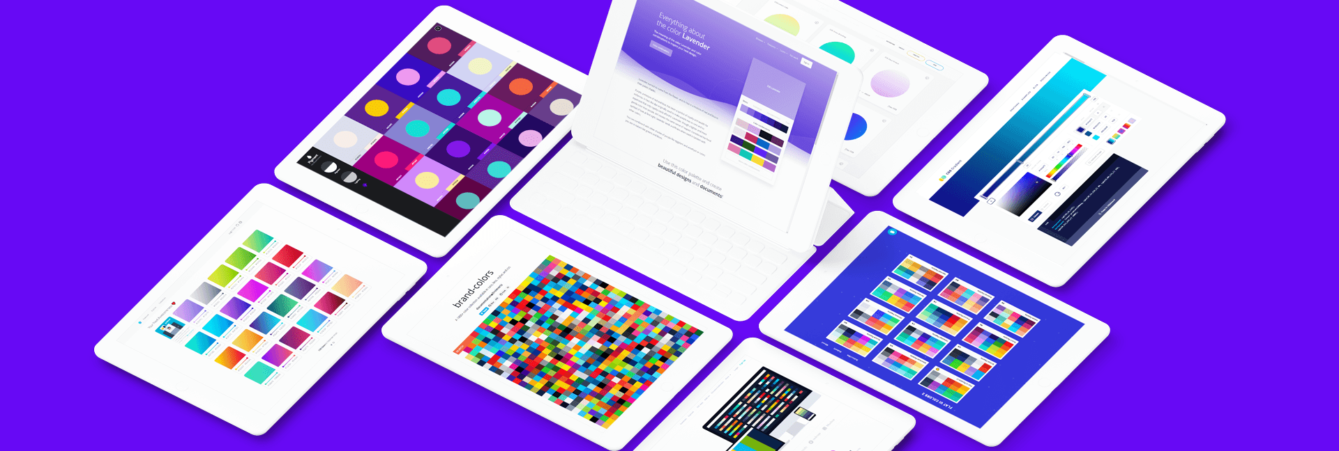 12 color-related apps and tools you'll want to bookmark immediately