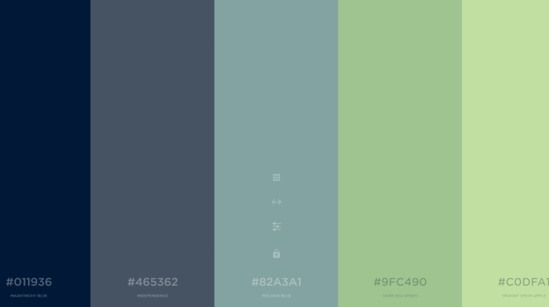 coolers color-related apps