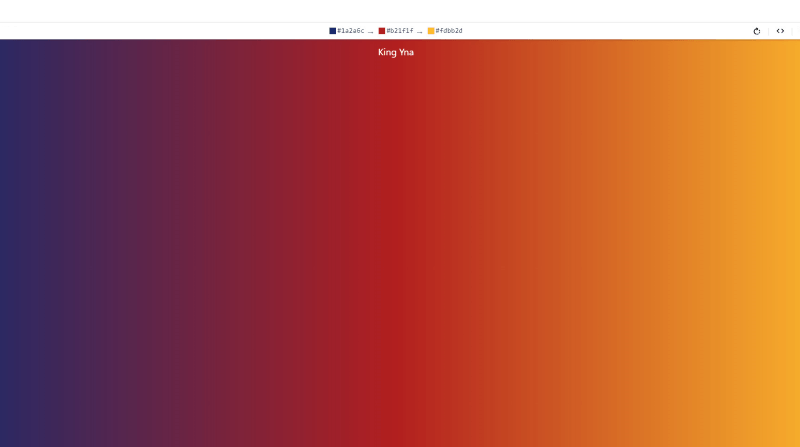 uigradients color-related apps