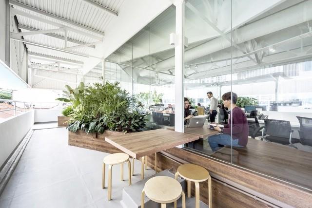 tate anzur office design