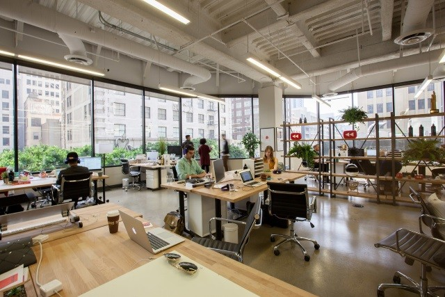 portal a new los angeles office design
