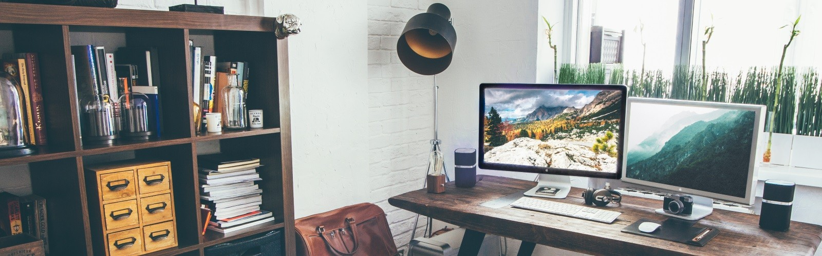 How to design a healthy home office