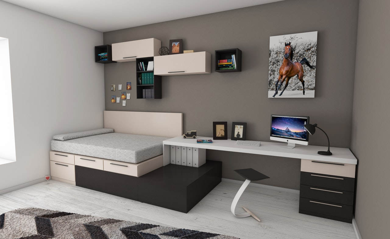 how to design your home workspace