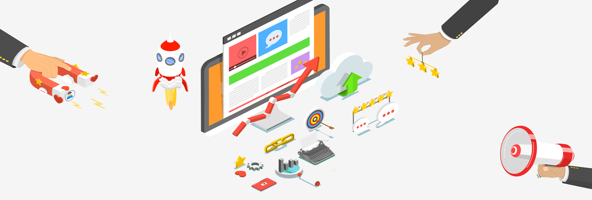 Six Tactics to Increase Conversion Rate on Newly Built Sites